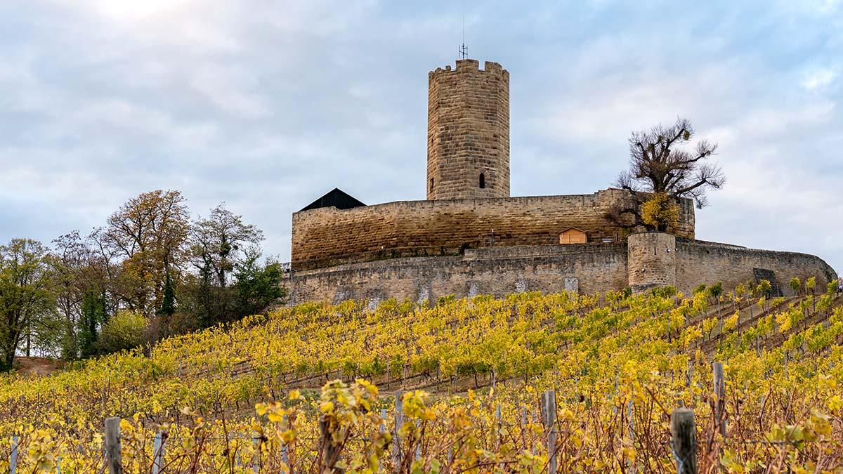 Herbst Teil 1 – Burg Steinsberg