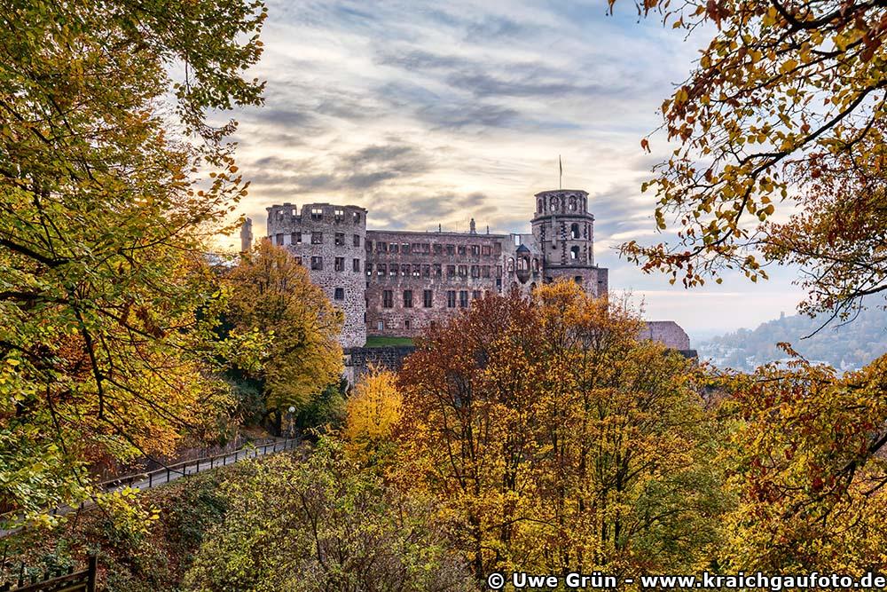Märchenschloss Heidelberg